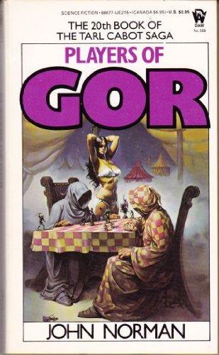 Players of Gor: Norman, John