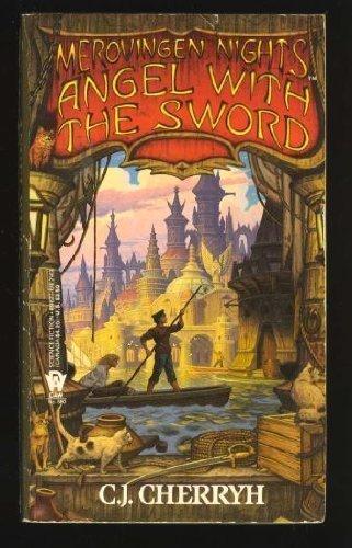 9780886771430: Angel with the Sword (Merovingen Nights, Book 1)
