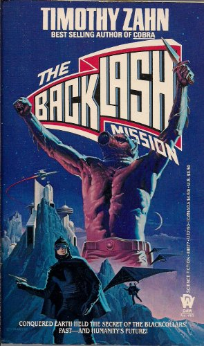 9780886771508: The Backlash Mission (Blackcollar, 2)