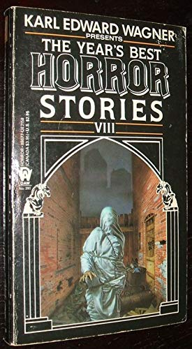 Years Best Horror Stories 08: Karl Edward Wagner