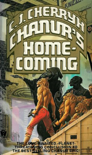 Chanur's Homecoming (0886771773) by C. J. Cherryh
