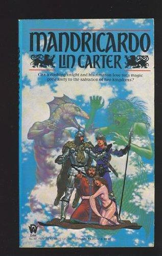 Mandricardo (Daw science fiction): Lin Carter