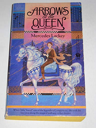 9780886771898: Lackey Mercedes : Heralds of Valdemar 1:Arrows of Queen (Daw science fiction)