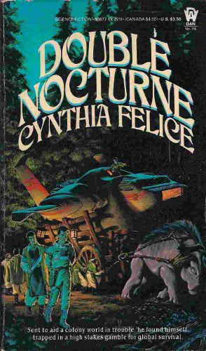 9780886772116: Felice Cynthia : Double Nocturne (Daw science fiction)