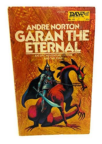 9780886772444: Garan the Eternal