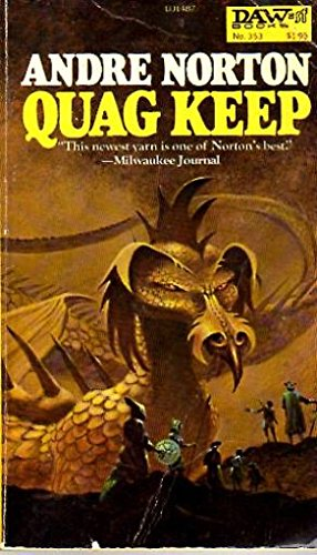 9780886772505: Quag Keep (Daw science fiction)