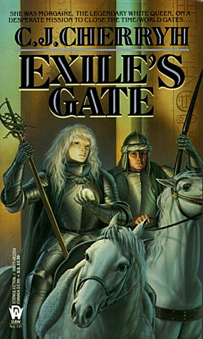 9780886772543: Exile's Gate (Morgaine Saga, Book 4)