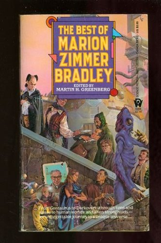 9780886772680: The Best of Marion Zimmer Bradley (Daw science fiction)