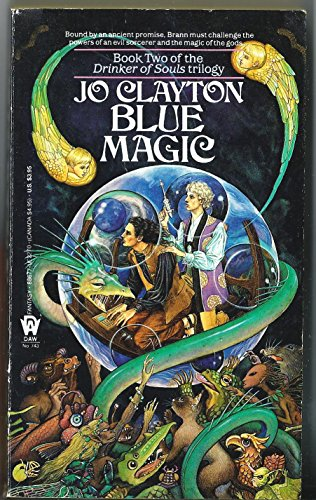 9780886772703: Blue Magic (Drinker of Souls, Book 2)