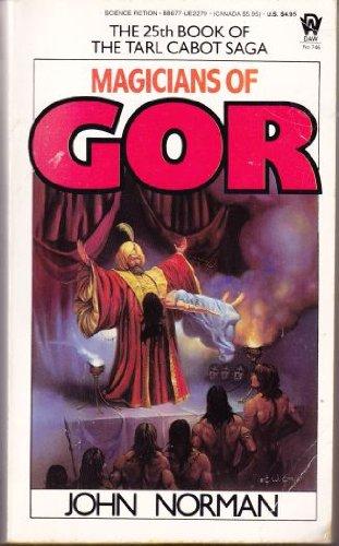 Magicians of Gor: Norman, John