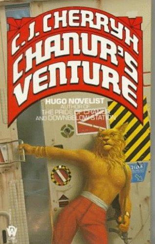 9780886772932: Chanur's Venture