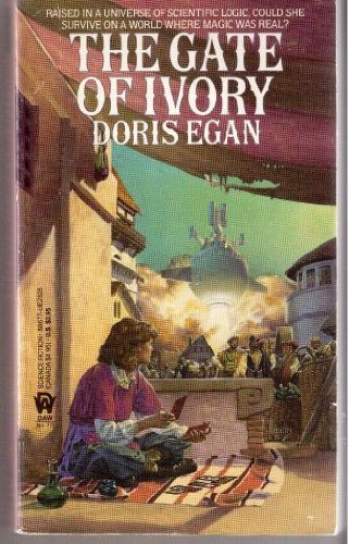 9780886773281: Gate of Ivory (Daw science fiction)