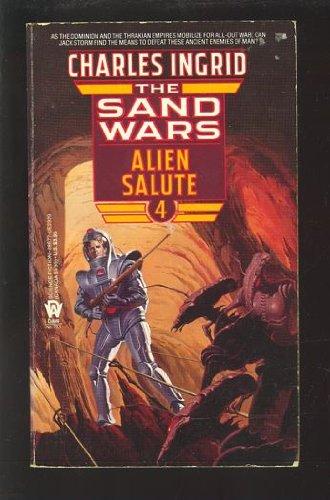 Alien Salute (Sand Wars): Ingrid, Charles