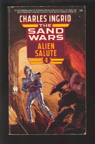 9780886773298: Alien Salute (Sand Wars)