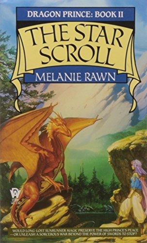 9780886773496: The Star Scroll (Dragon Prince, Book 2)
