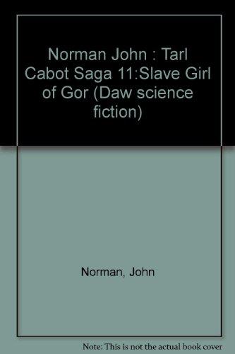 9780886773700: Slave Girl of Gor