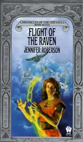 Flight of the Raven (Chronicles of the: Roberson, Jennifer