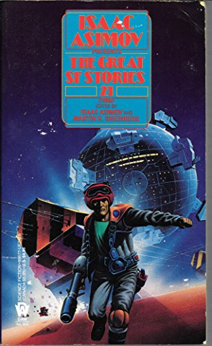 9780886774288: Asimov & Greenberg : Great Sf Stories: 21 (Daw science fiction)