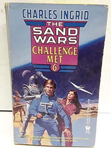 Challenge Met (Sand Wars): Charles Ingrid