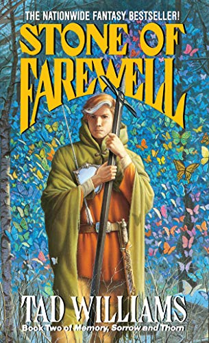 9780886774806: Stone of Farewell (Memory, Sorrow, and Thorn, Book 2)
