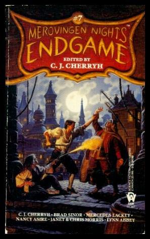 9780886774813: Endgame (Merovingen Nights #7)