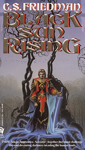 9780886775278: Cold Fire Trilogy: Black Sun Rising(1)