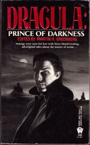 9780886775315: Dracula: Prince of Darkness (Daw science fiction)