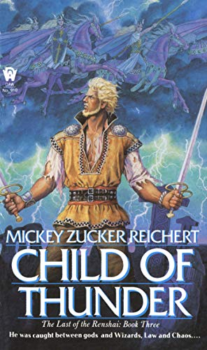 Child of Thunder (Renshai Trilogy) (0886775493) by Mickey Zucker Reichert