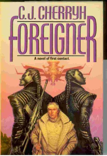 9780886775902: Foreigner: A Novel of First Contact