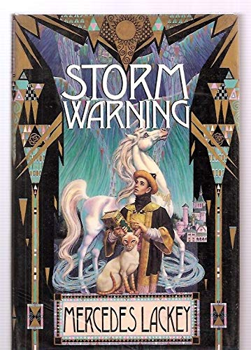 Storm Warning Book One of The Mage Storms