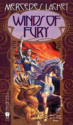 9780886776121: Winds of Fury (Mage Winds)