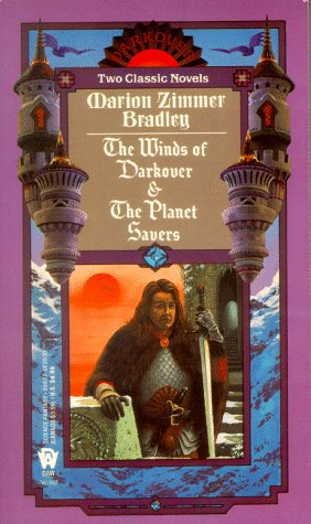 9780886776305: The Winds of Darkover & The Planet Savers