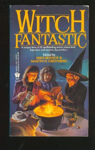 Witch Fantastic: Greenberg, Martin H.