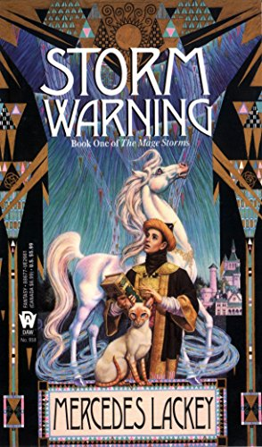 9780886776619: Storm Warning (The Mage Storms, Book 1)