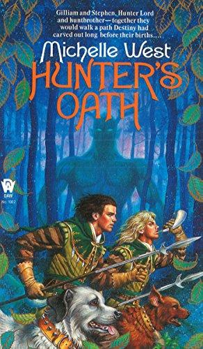 9780886776817: Hunter's Oath (Sacred Hunt)