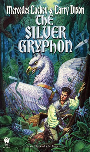 9780886776855: The Silver Gryphon (Mage Wars)
