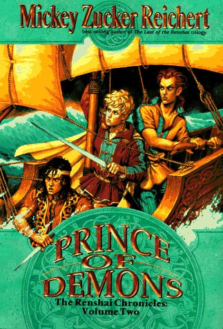 PRINCE OF DEMONS: The Renshai Chronicles, Volume Two