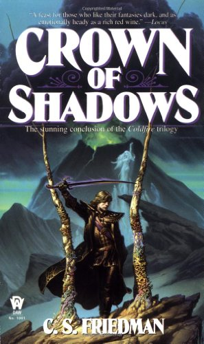 9780886777173: Crown of Shadows (Coldfire Trilogy)