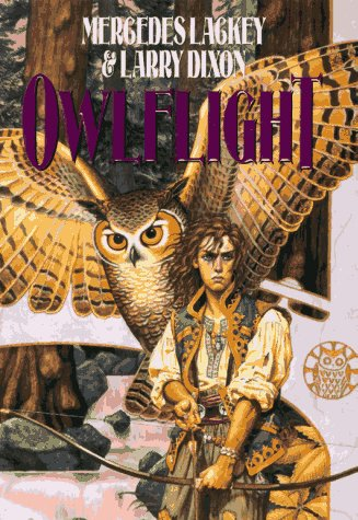 Owlflight (Darian's Tale) (0886777542) by Mercedes Lackey; Larry Dixon