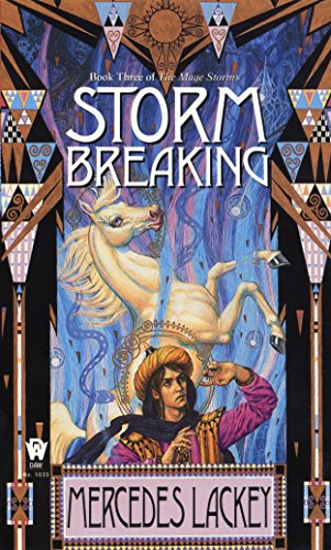 9780886777555: Storm Breaking (The Mage Storms, Book 3)