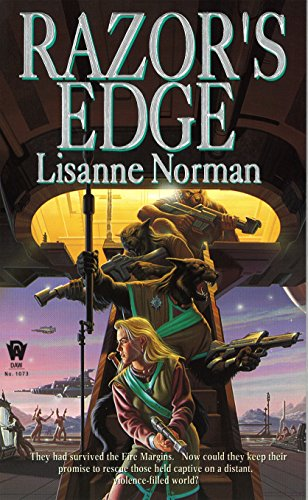Razor's Edge (Sholan Alliance) (0886777666) by Lisanne Norman