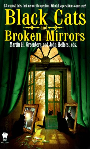9780886777883: Black Cats and Broken Mirrors