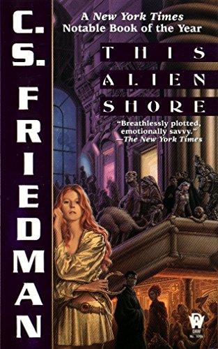 9780886777999: This Alien Shore