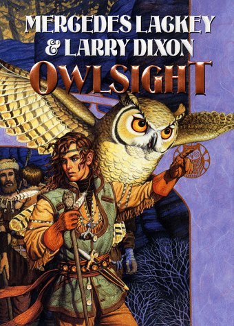 Owlsight: Lackey, Mercedes; Dixon, Larry