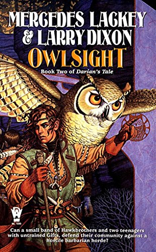 9780886778033: Owlsight: Book Two of Darian's Tale (The Owl Mage Trilogy)
