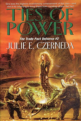 9780886778507: Ties of Power (Trade Pact Universe)