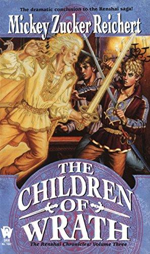 9780886778606: The Children of Wrath (Renshai Chronicles)