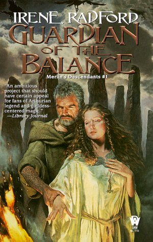 9780886778750: Guardian of the Balance (Merlin's Descendants)