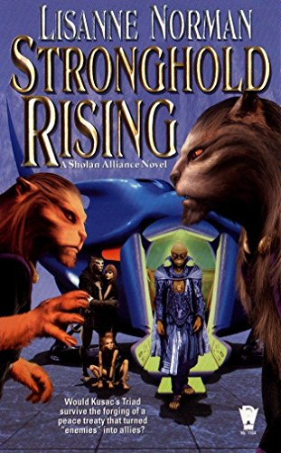 Stronghold Rising (Sholan Alliance) (0886778980) by Norman, Lisanne