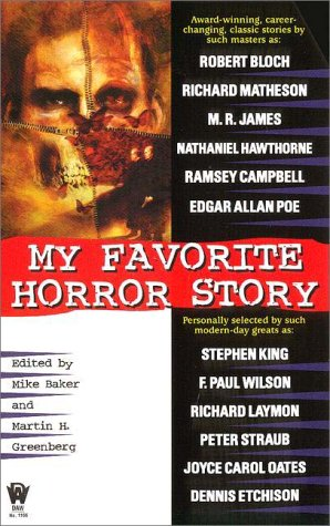9780886779146: My Favorite Horror Story